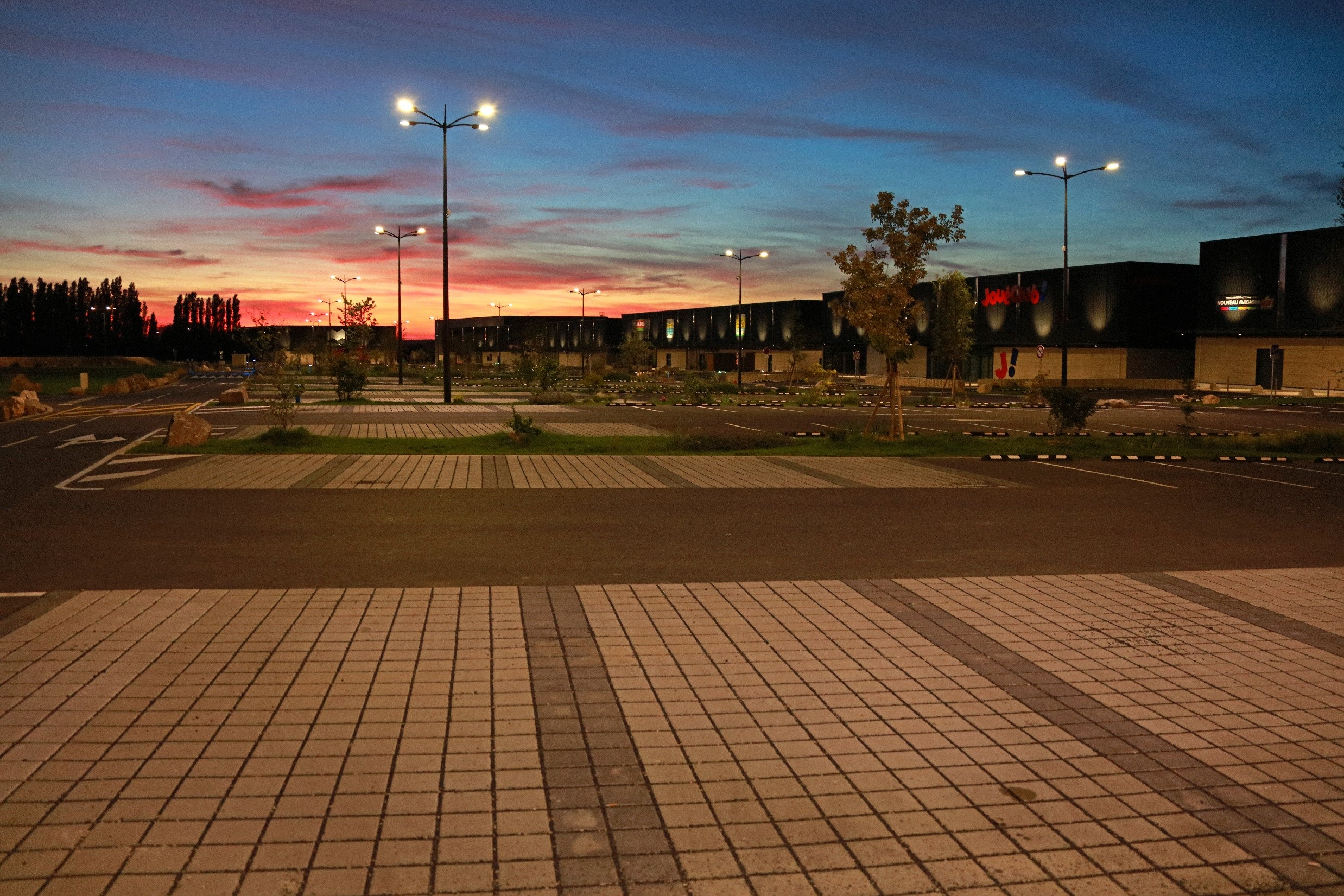 « Promenade d'Artois »